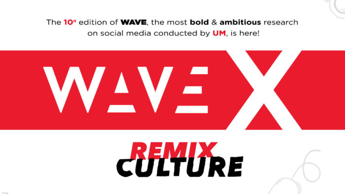 We don't trust what we see online, especially influencers, according to UM's Wave X study