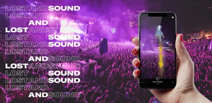 Never Lose Your Friends at a Music Festival Again with This New App by SEAT, Google and Wildbytes