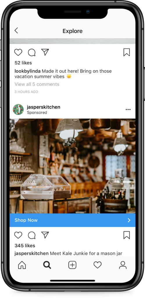 Instagram will start putting ads within the Explore page – Lovely