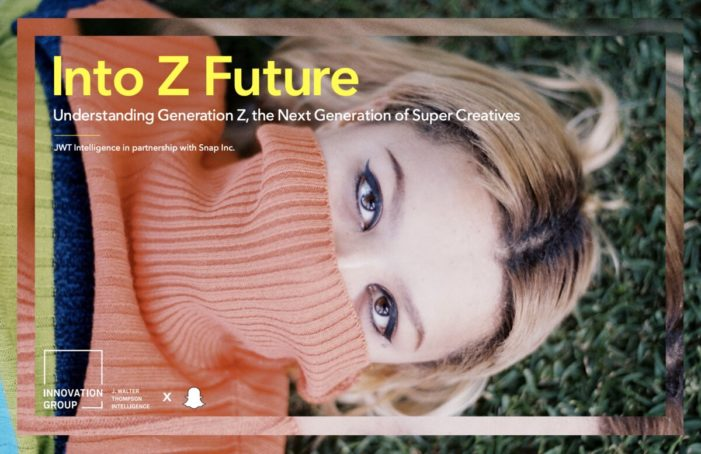 "Into Z Future: Understanding Gen Z, the Next Generation of ""Super Creatives"""