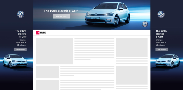 TI Media's Volkswagen campaign drives purchase consideration of e-Golf by 22%