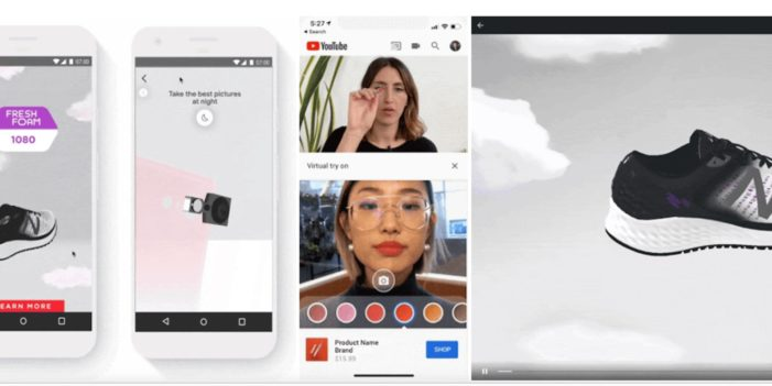 YouTube debuts new AR makeup try-on tool