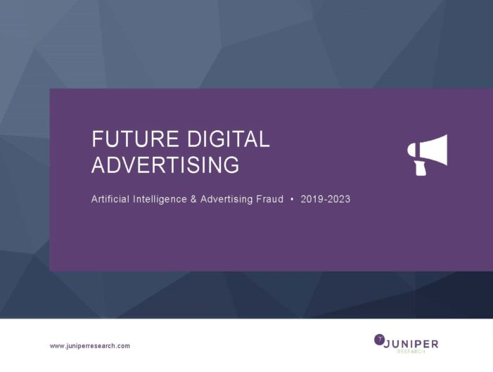Digital ad spend to rise by 77 per cent by 2023 to $520bn, according to new Juniper study
