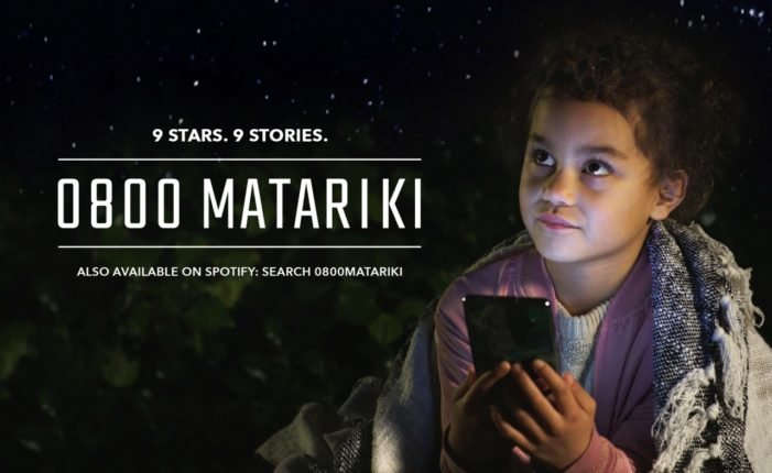 Spark creates sounds of stars to tell stories of Matariki in New Zealand