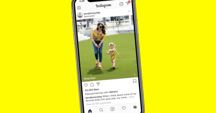 Instagram lets brands turn influencer posts into ads