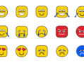 We Are Social and RNIB team on World Emoji Day to redesign emojis for visually impaired users