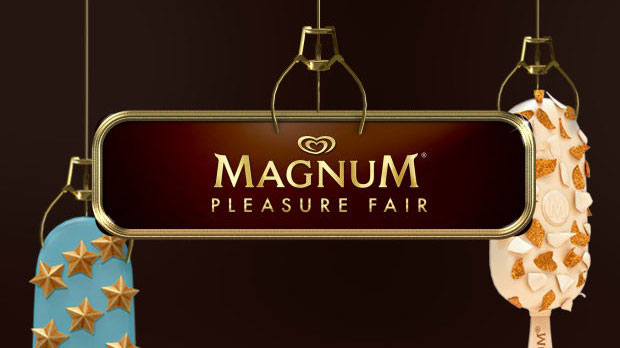 Magnum Launches Unilever's First Snapchat AR Game 'Magnum Pleasure Fair'