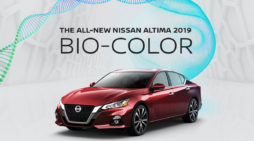 Now your own DNA can help you select the colour of your new Nissan Altima in the Middle East