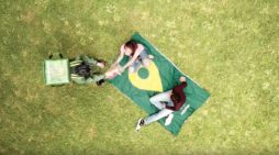 Every Burger Fan's Fantasy is Realised with McDonald's Picnic Position Blanket via Nord DDB