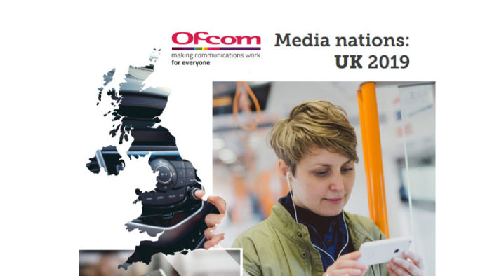 Peak time TV viewing falls as half of UK households now pay for streaming, says Ofcom