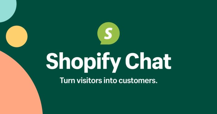 Shopify launches Shopify Chat native chat feature