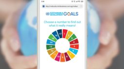 Out There Impact rolls out its mobile solution for advancing the 'Sustainable Development Goals' globally at the UN