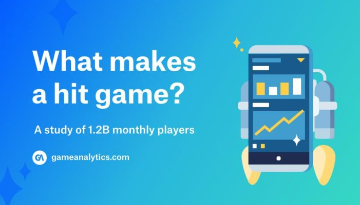 GameAnalytics report sheds light on gaming apps' revenue and retention performance