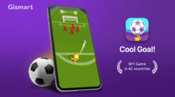 Gismart's newly published game Cool Goal! becomes a global hit