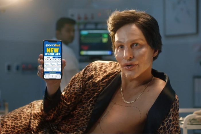 Sportsbet shows off how its new iPhone app is 'incredibly easy' to use