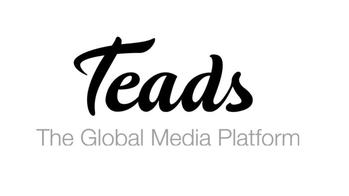 Teads unveils Teads for Publishers helping publisher sales teams to scale video & display inventory