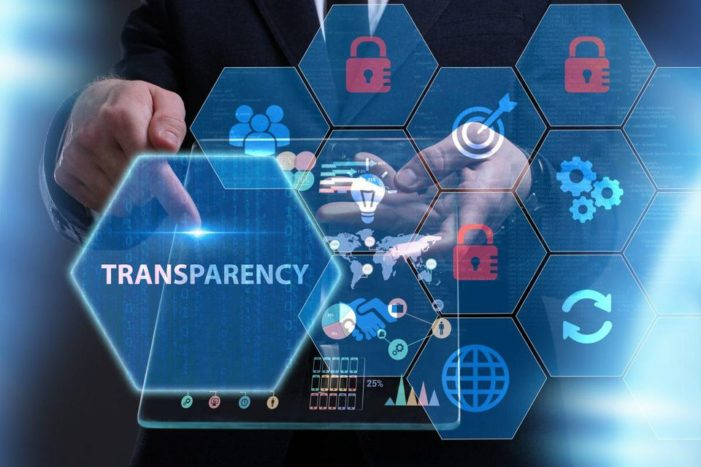 New research suggests data transparency can have significant positive impact for brands