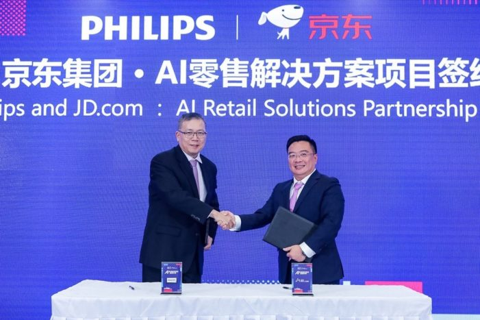 Philips partners with JD for Chinese retail AI initiative
