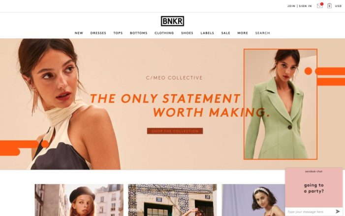 Fashion Bunker identifies a personalisation tactic that makes new visitors 16% more likely to make a purchase