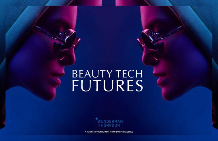 New report from Wunderman Thompson reveals that technology triumphs in the beauty industry