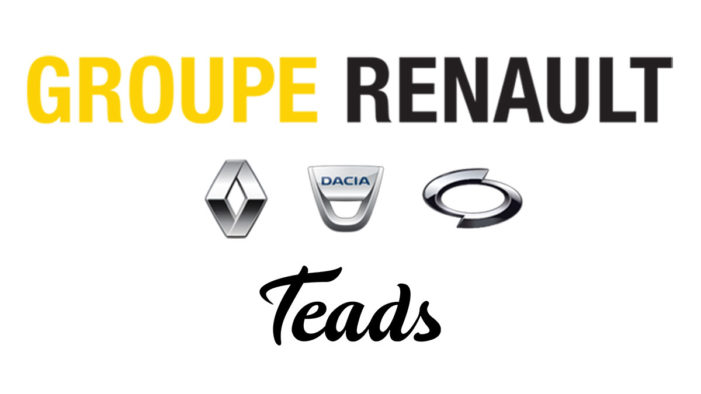 Teads sign global partnership with Groupe Renault via OMD