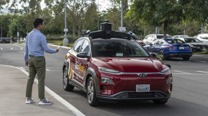 Hyundai teams up with Pony.ai and Via for BotRide free ride-sharing pilot in California