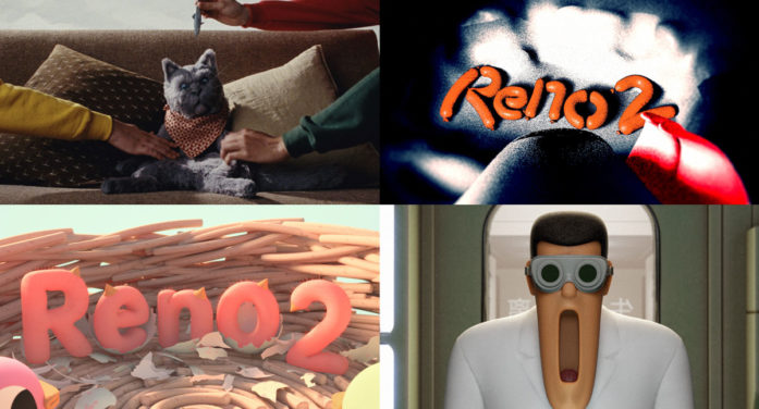 10 animated films by Mother Shanghai help launch Oppo's Reno2