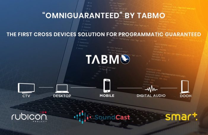 TabMo launches 'OmniGuaranteed', the first cross-device advertising solution for programmatic guaranteed