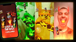 Pringles launches new Sizzl'n range with 'Step Up The Spice' multi channel campaign