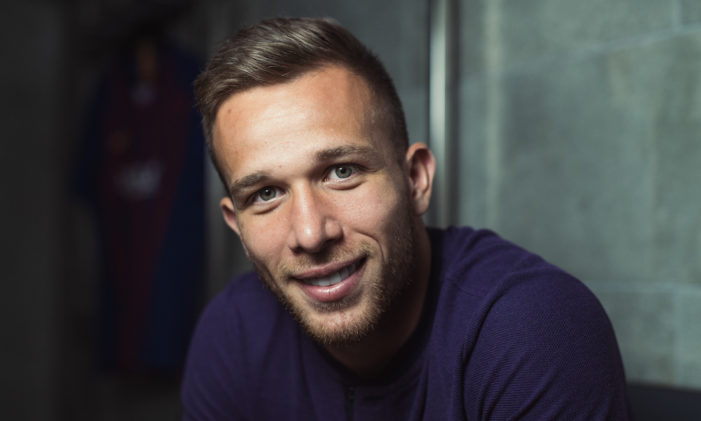 UK gaming entertainment company 1st11 welcomes Brazilian soccer star Arthur Melo as investor and first global ambassador