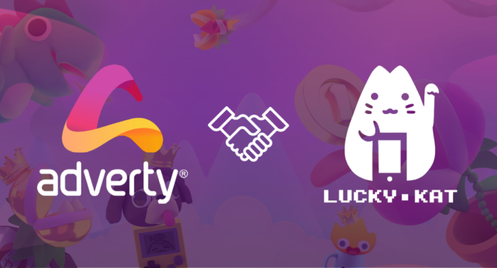 Adverty enters into exclusive partnership with Dutch hyper-casual publisher Lucky Kat Studios