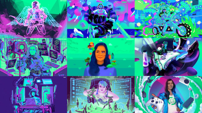 Gaming for Everyone: Xbox and Serviceplan Group celebrate Women in Gaming worldwide with a special Xbox controller