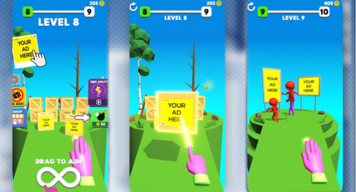 Adverty launches In-Play and In-Menu ads in Magic Finger 3D and World Hockey Manager 2021